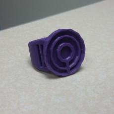 Ultraviolet Lantern Ring