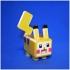 Pokémon Quest - Pikachu print image
