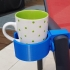 Cup Holder for different Type of Mugs/Glases up to 90mm image