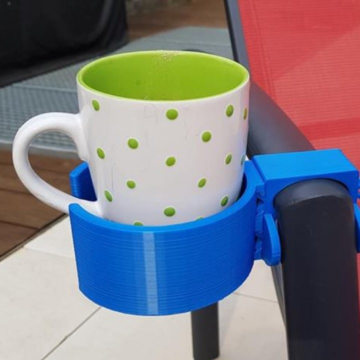 Cup Holder for different Type of Mugs/Glases up to 90mm