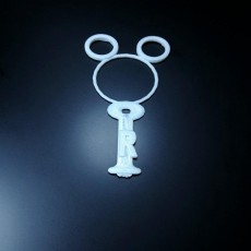 Picture of print of Mickey Mouse Bubble Wand
