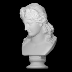 Bust of Bacchus