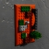 Lego Compatible Light Switch and Outlet Plates -- Standard and Decora image
