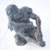 Paleolithic man image