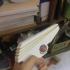 rubber band gun (can shoot) ver.2 #tinkerfun image