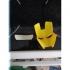 Google AIY Case Ironman Mark 7 torso and base Adafruit Neopixel rings image