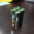 Tiki AA Battery Holders print image