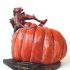 Demon Pumpkin - Tablet Pen Holder image