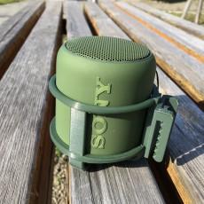 Belt clip for SRS-XB10 speaker