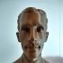 Nikola Tesla Bust 300mm Remix image
