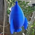 Rocket Hanging Bird House #Tinkerfun image