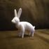 Simple Rabbit (Totemic) image