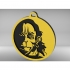 Hanuman India GOD key chain image