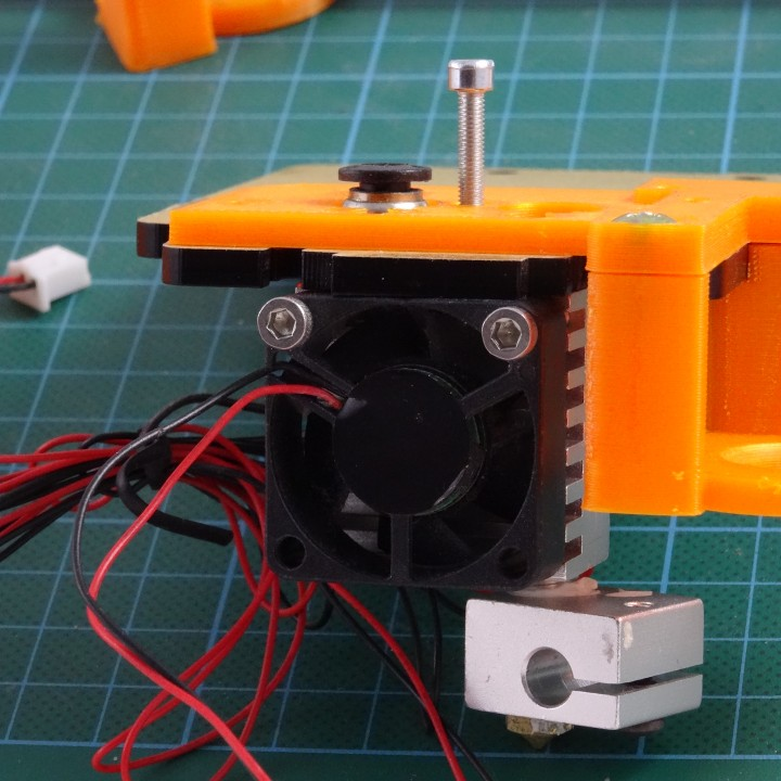 Z-axis Autolevel Mount(for 18mm) for Flsun cube
