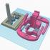 Rotating H2O holder image