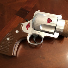 Picture of print of Harley Quinn Cosplay Popgun