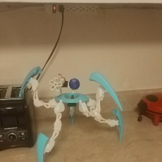 Picture of print of Robot D