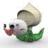 Overwatch - Pachimari Multi Color Figurine image