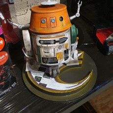 Picture of print of Chopper-Star Wars Rebels