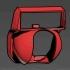 dji spark gimbal hood and protector image