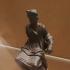 Female statuette image