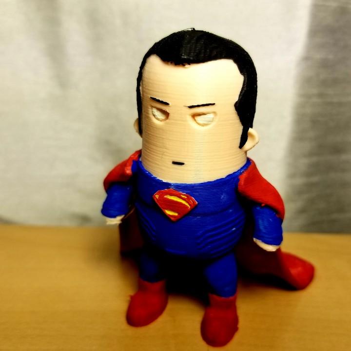 Mini Superman - League of justice