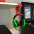 HEADPHONE STAND FOR A DESK OR SHELF image