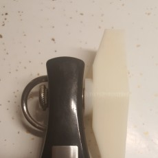 Handle for can opener side stlye
