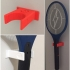 P1 Mosquito Racket Holder image