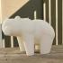 Simple Bear (Totemic) print image
