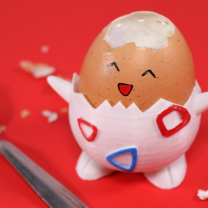 Pokemon Togepi Egg Cup