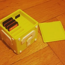 Picture of print of Question Block Switch Cartridge Case Dieser Druck wurde hochgeladen von Artur Kucharski