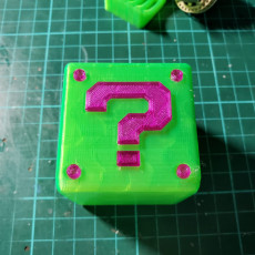 Picture of print of Question Block Switch Cartridge Case Dieser Druck wurde hochgeladen von Lawrence Chan