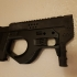 Gladius kit for the SRU PDW Glock kit (airsoft) image
