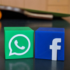 Whats app/Facebook Icon