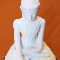 Picture of print of Gautama Buddha