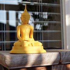 Picture of print of Gautama Buddha This print has been uploaded by Philippe Barreaud