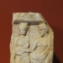 Relief dedicated to Asclepius and Hygeia image