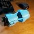 ROV Kort Nozzle for Bilge Pump Thruster w/Integrated Mount image