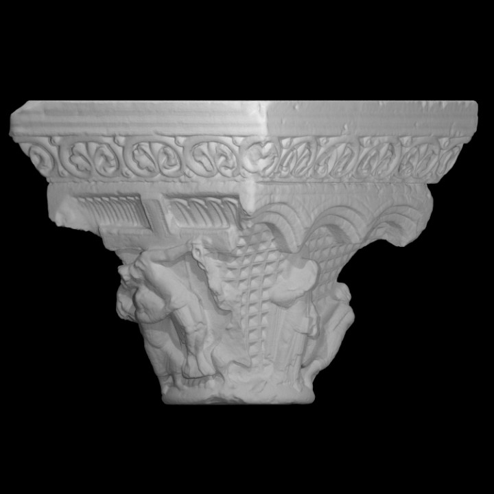 Capital - The Descent from the Cross and The Entombment of Christ
