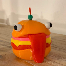 Picture of print of Durr Burger - Fortnite
