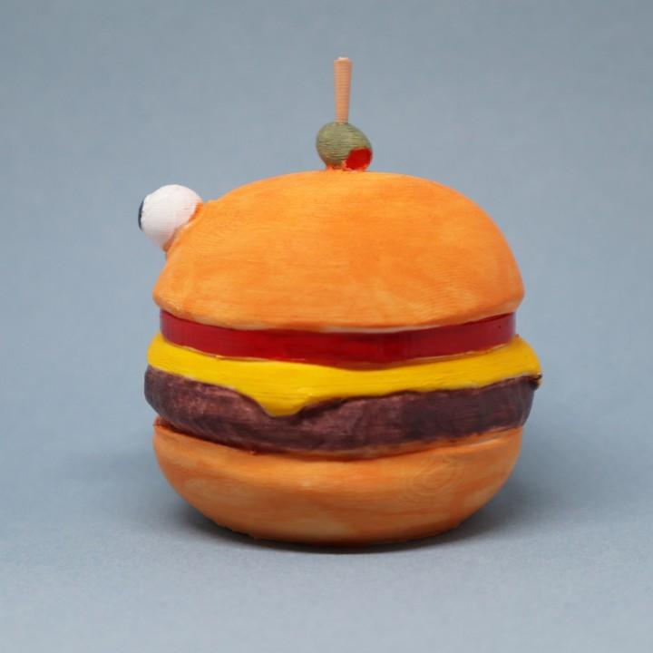 Durr Burger - Fortnite