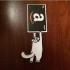 Simon's Cat Gift Card Holder image