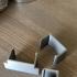 IKEA Veberod Shelf and Drawer clips (prevents OCD flareups) image