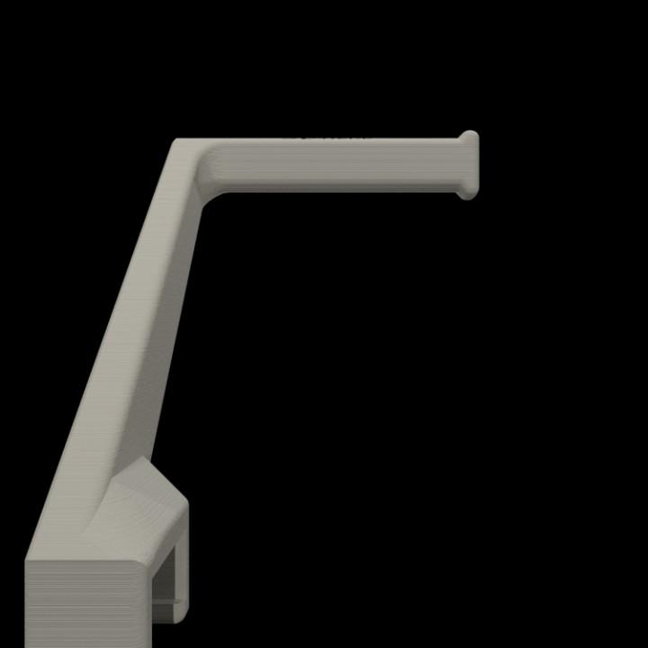 1x2 Spool Holder (for 3D Printing Nerd Design Contest)