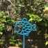 Summer Beach Bubble Wands #tinkerfun image