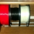 Filament Storage for china cabinet image
