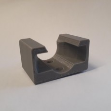 Picture of print of Canoe Paddle Holder