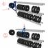 3D printing nerd filament rack image