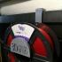 2 piece adjustable spool holder image